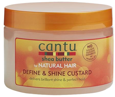 Cantu Shea Butter Define & Shine Custard