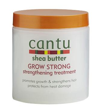Cantu Shea Butter Grow Strong Strengthening Treamtent